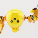 Slogger robot with screwdriver