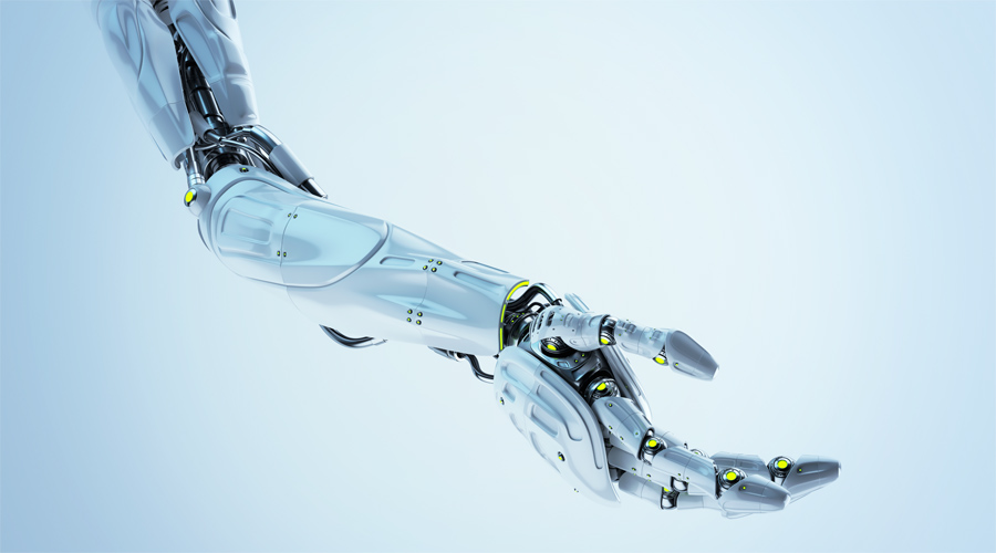 Stylish robotic arm