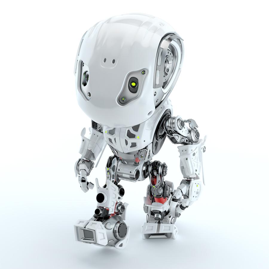 Top walking bbot