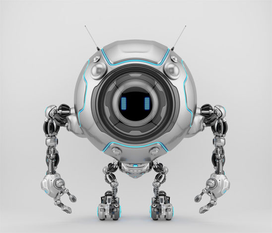 De-bot robotic creature