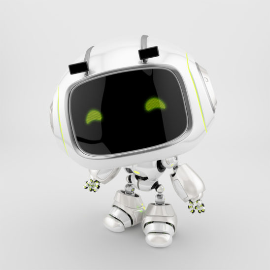mini unit 9 robotic toy
