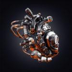 2788 robotic heart thumb