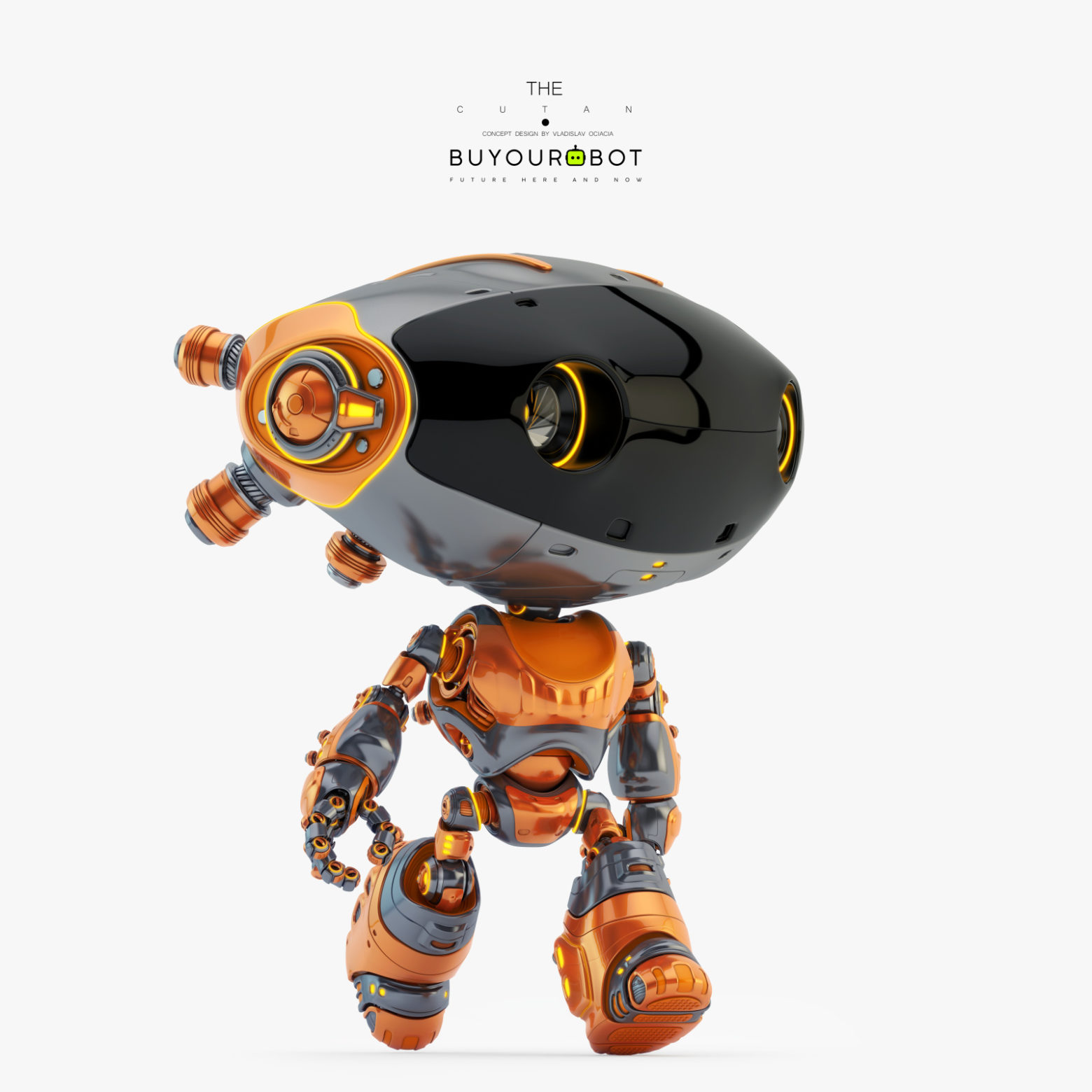 FROG TOY ROBOT I 6