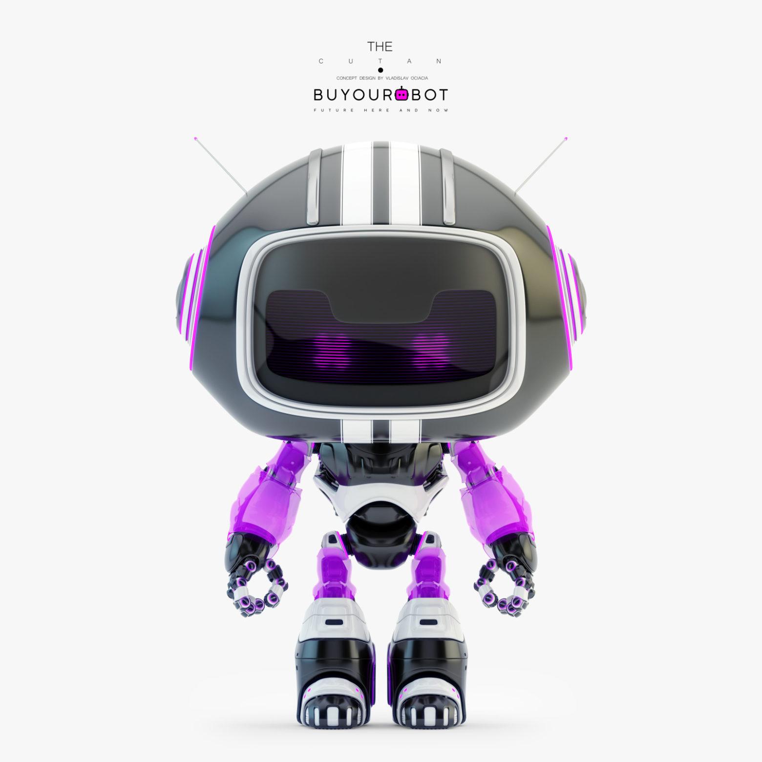 cute robot 3 1