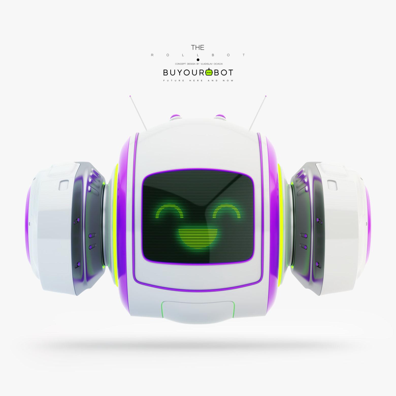 roll bot VIII 1