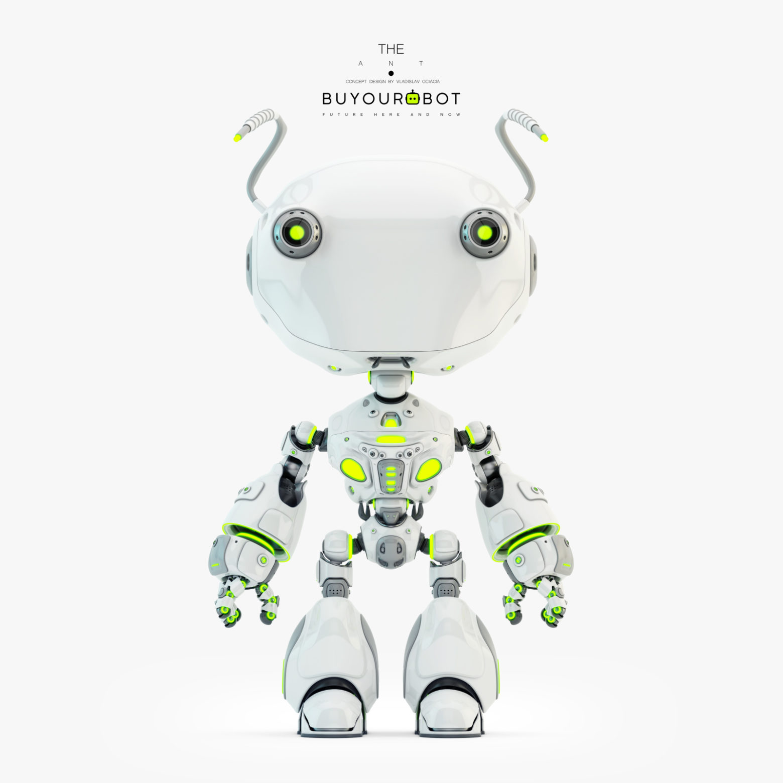 ant insect robot