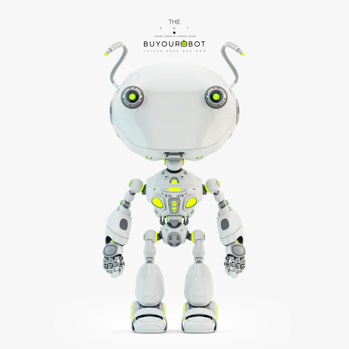ant robot III 1