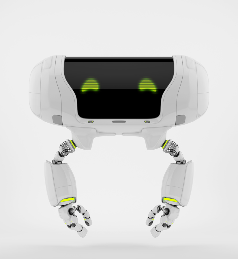 Aerial Cheburashka robot