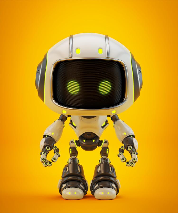 Cute bot