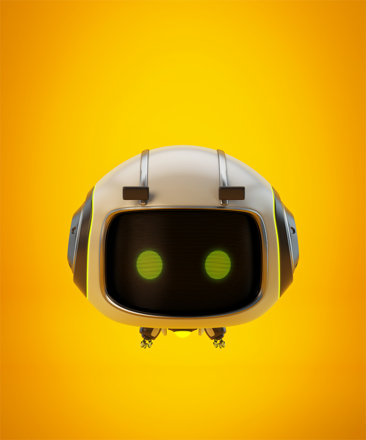 Cute baby bot   first phase II